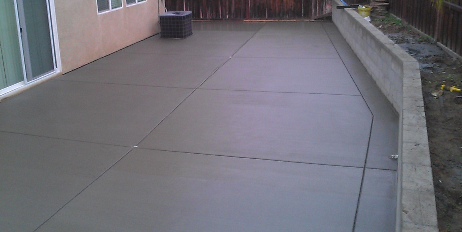 Patio Covers Slabs Decks Concrete Additions California