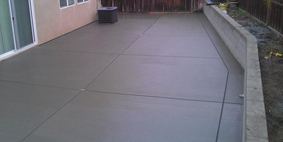Landscape Construction and Design Pavers Patios Planting ... on Concrete Slab Patio Ideas id=59223