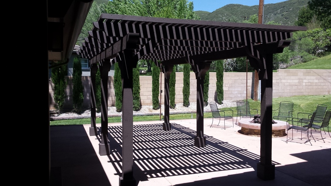 Patio Covers And Landscape Concrete Pavers Gazebos