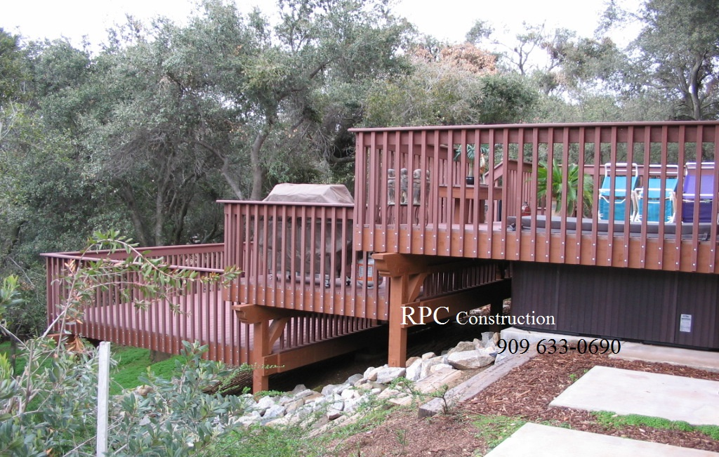Patio Covers And Landscape Concrete Pavers California