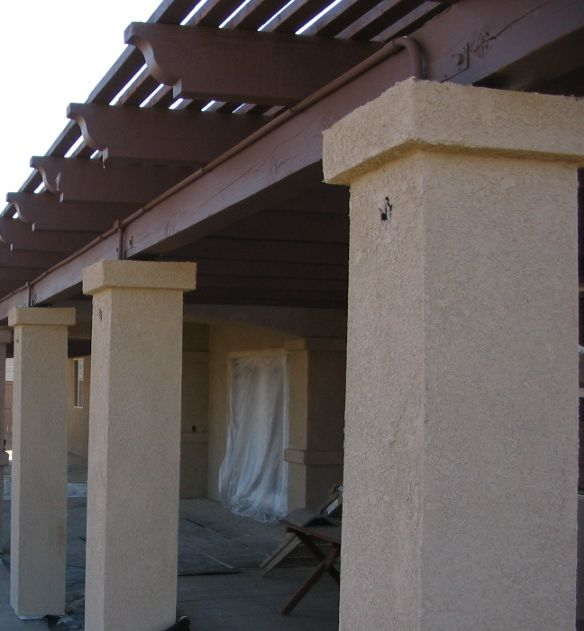 Room Addition And Patio Cover Redlands Ca.   Landscape Construction And  Design Pavers Patios Planting