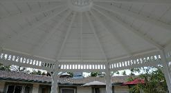 14 foot Round Gazebo in Southern California