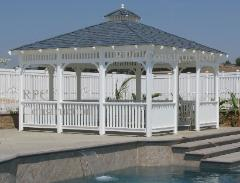 Poolside Party Gazebo Sale