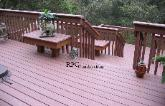 Hill side Deck with Stairs Redlands